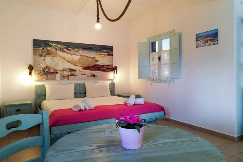Accommodation in Patmos