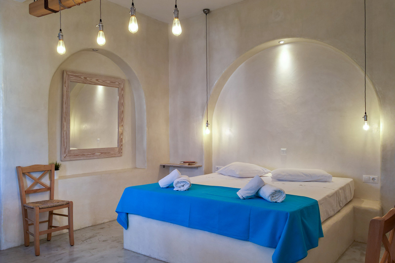 rooms in Patmos