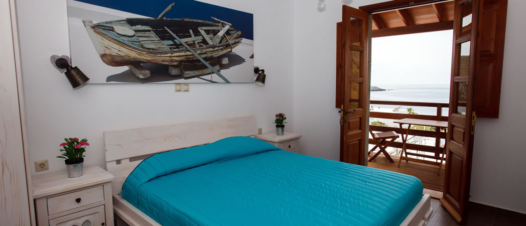 Mistral Apartments Patmos Studios  in Patmos Dodecanese, Greece